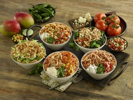 Chicken Chain Restaurant Recipes: New Menu Items at El Pollo Loco