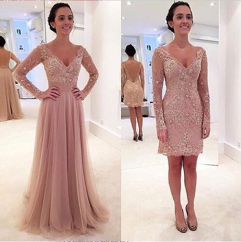 Como hacer un vestido corto a largo