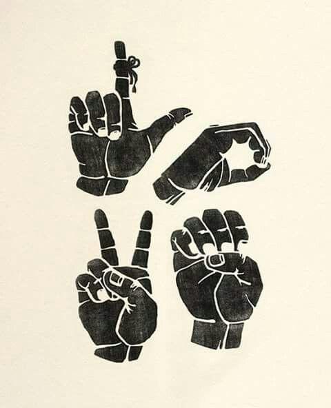 Download 72 besten DGS - Gebärdensprache / Sign Language Bilder auf ...