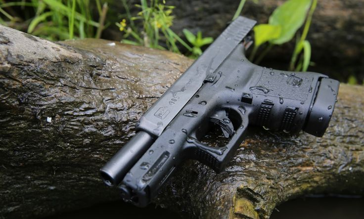 The nature suits #glock #glock30S ;-)