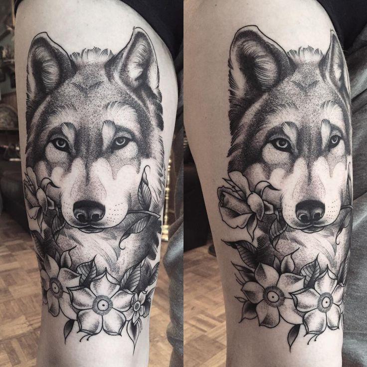 Tattoo Ideas Uk: 17 Best Ideas About Wolf Tattoos On Pinterest