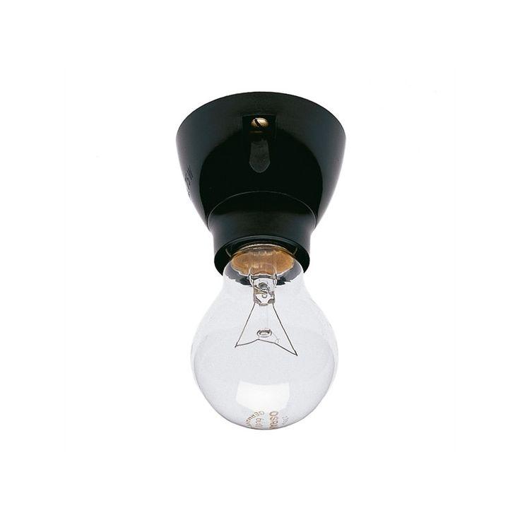 cheap plafonnier droit applique rtro en baklite thpg with lampe plafond pas cher. Black Bedroom Furniture Sets. Home Design Ideas