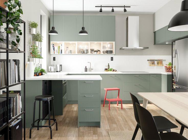 Ikea Kitchen Design, Ikea Sustainable Kitchen Cabinets
