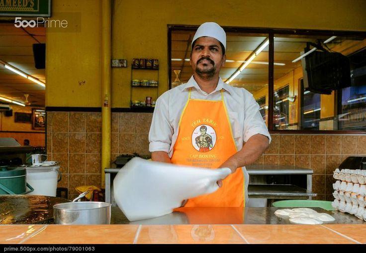 Roti canai maker by Wan Azwan | 500px Prime