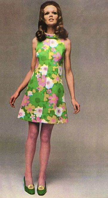 1960's Flower Power