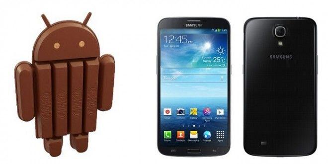 Samsung Galaxy Mega 6.3 4.4 KitKat Güncellemesi Nihayet Çıktı | Zaman Teknoloji