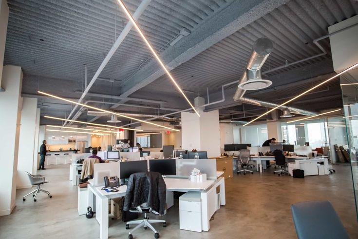workspace lighting. Milan Luminaire Workspace Lighting