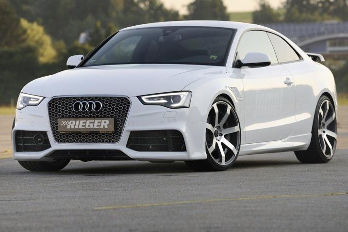 Rieger Tweaks the 2013 Audi A5 | Inside Line