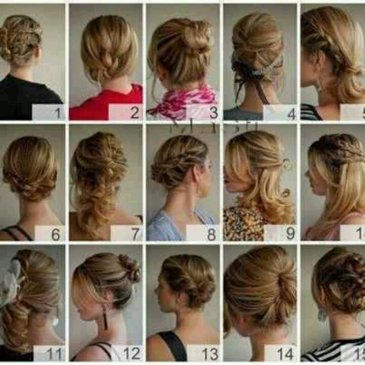 Easy Hairstyles For Baby Shower Hair