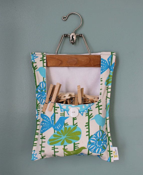40 Clothespin Bag Patterns And Ideas The Funky Stitch New Clothespin Bag Pattern