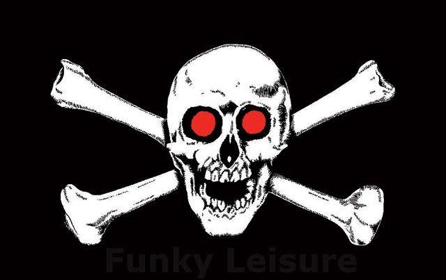 404 Page Not Found Pirate Skull Skull And Crossbones Skull