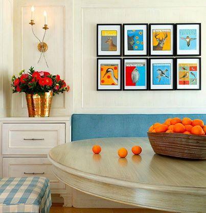 nice balance of color... (3) TL Design & Associates, Inc