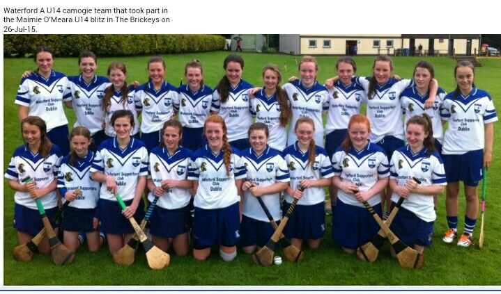 Waterford Camogie commemorates one of our past heroes