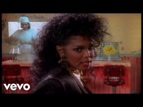 Janet Jackson - What Have You Done For Me Lately - YouTube