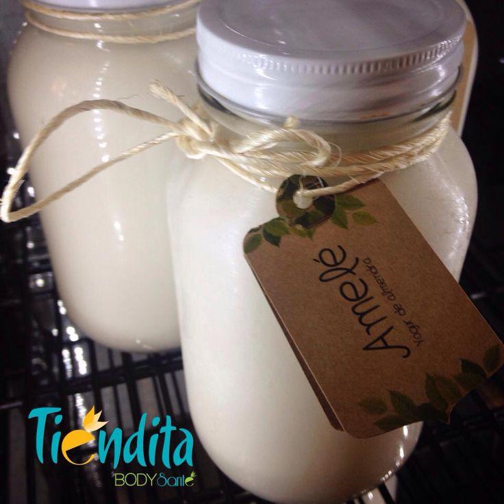 Yogur de Almendras