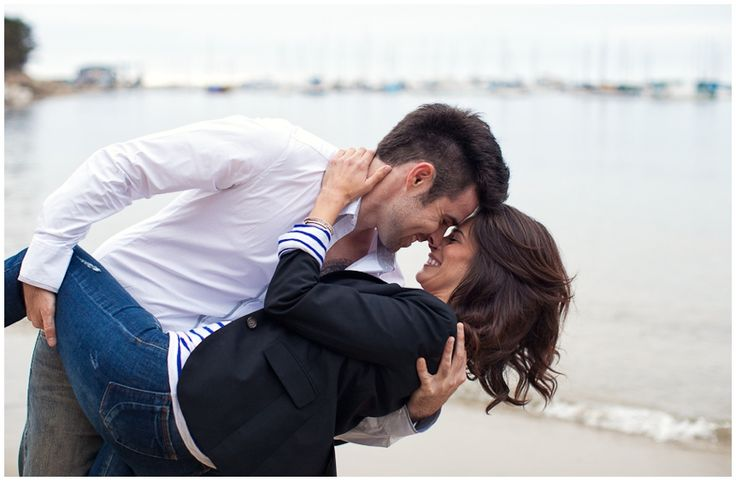 cute couples pose dance dip | Laura Hernandez Photography