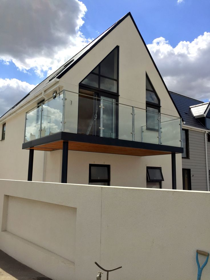 42 Best Glass Balustrades And Glass Balconies Images On