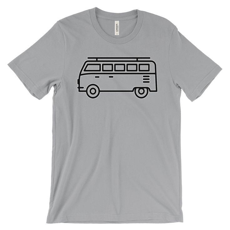Van Life - Unisex short sleeve t-shirt