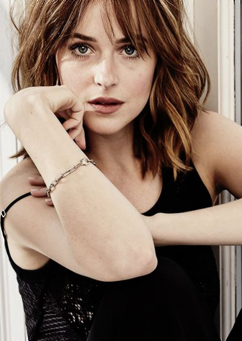 Dakota Johnson daily