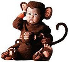 Костюм обезьяны фото