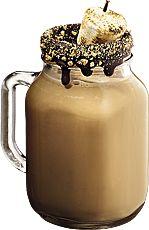 """Recette à base de boisson à la crème au fruit de marula du cocktail Café camping. Informations sur la préparation de la boisson, l""""alcool, les ustensiles et les ingrédients nécessaires."""