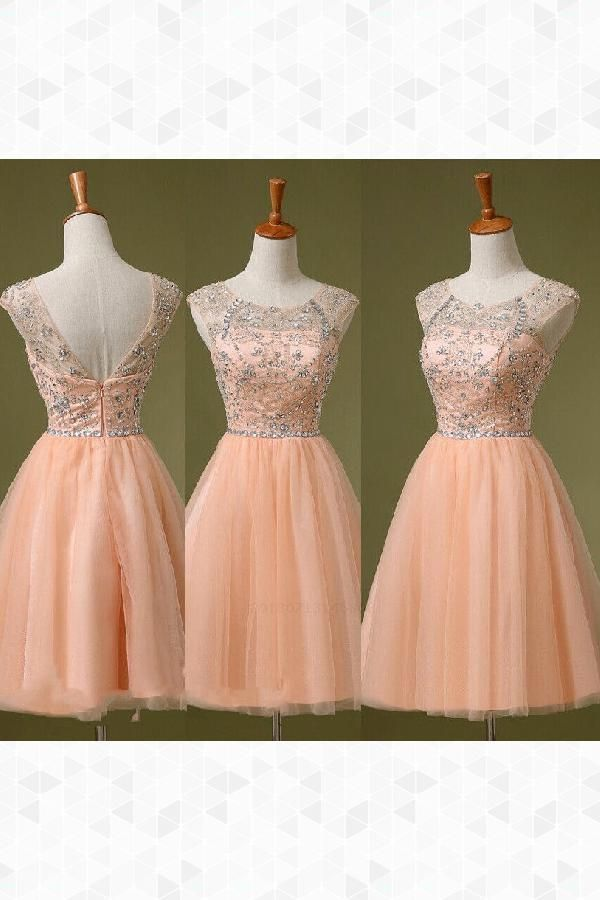 14de97a8f43c Ball Gown Prom Dresses, Short Prom Dresses #Ball #Gown #Prom #Dresses #Short,  Prom Dresses 2019