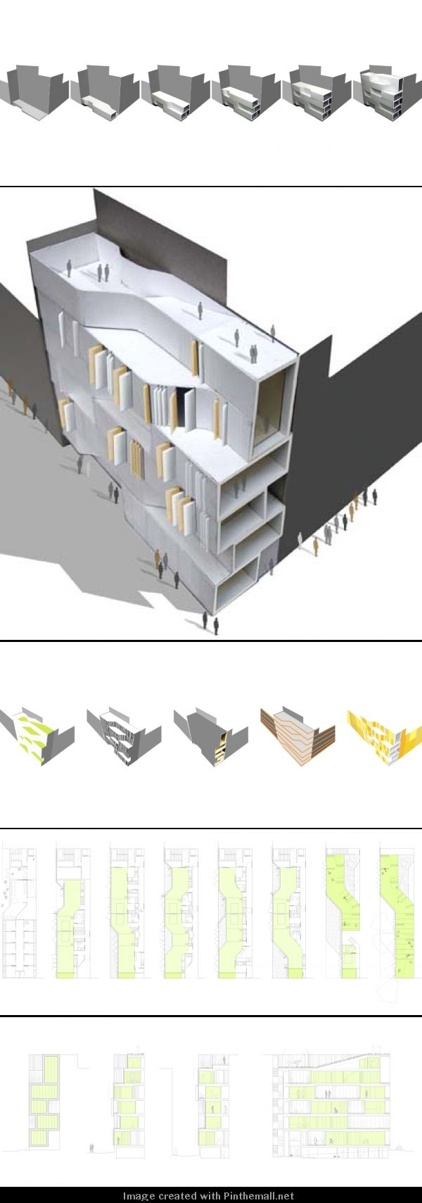 Ideas For Architecture Projects best 10+ social housing architecture ideas on pinterest | social