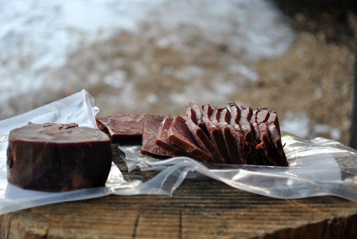 Lapland | Travel blog -  Reindeer Meat