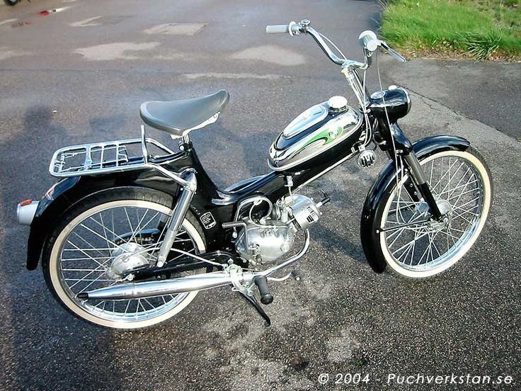 1965 Puch Florida, MV 50 KF