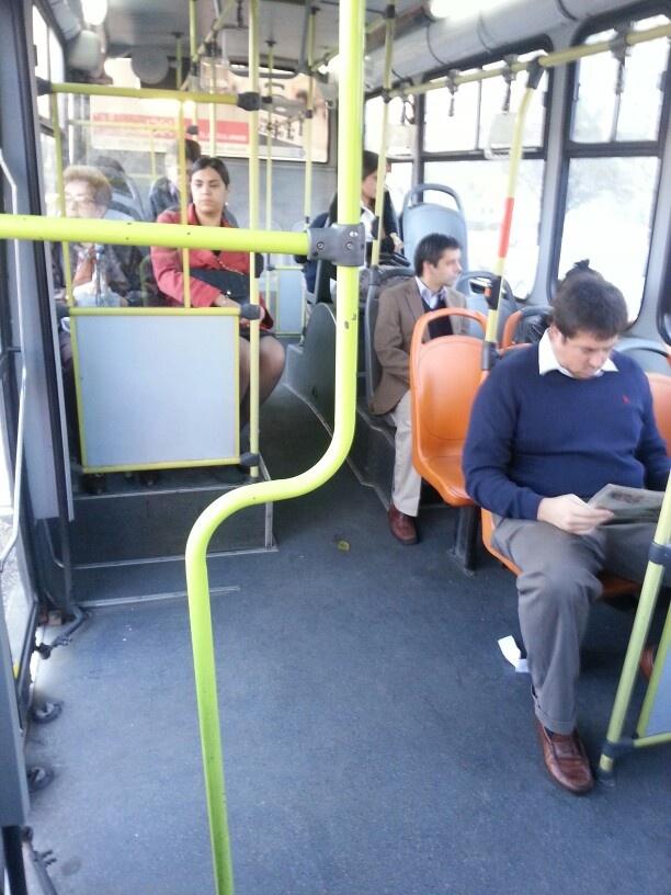 Morning Bus - Life