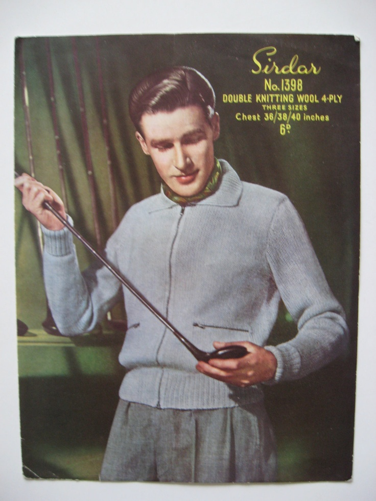 knitting pattern for golf sweater Knitting my obession ...