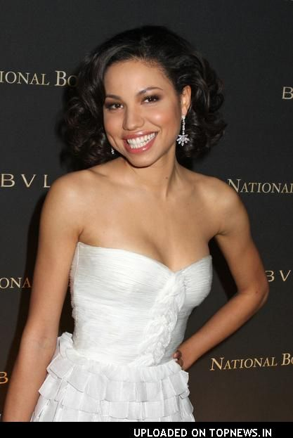 Journee Smollett-Bell - She's so under-rated but talented. I remember her from Full House. She's adorable.