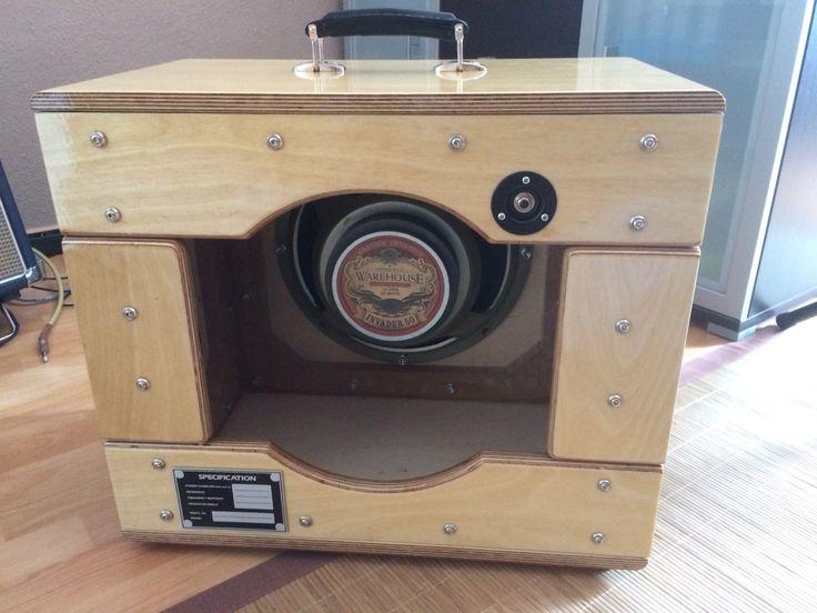 Handmade Boutique Guitar Speaker Cabinet | Handmade Boutique ...