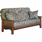 Do you need a camo futon for the man cave or hunting cabin? We've got it!