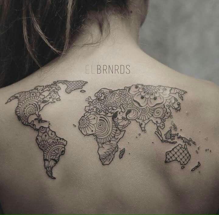 #mapamundi #theworldismine