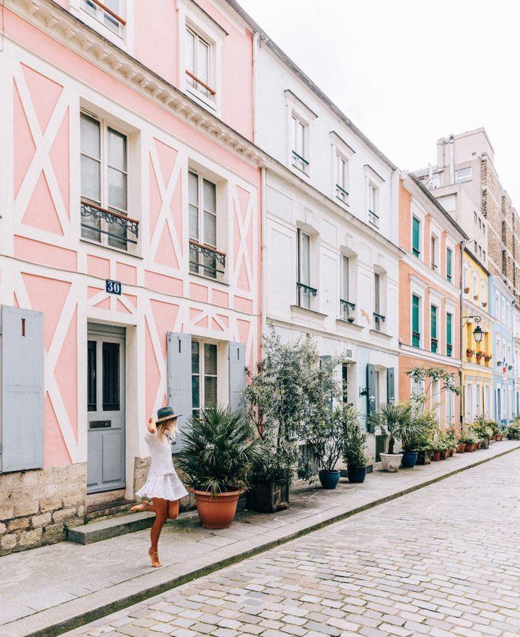 Pretty pastel travels