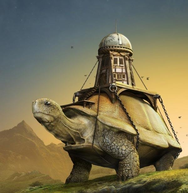 107 best images about Surrealism on Pinterest | Vladimir kush ...