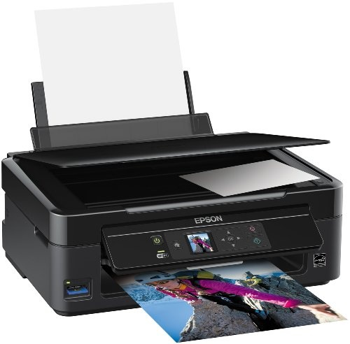 Epson Stylus All In One Printer With High Speed Wifi Print Copy Screen And Scan