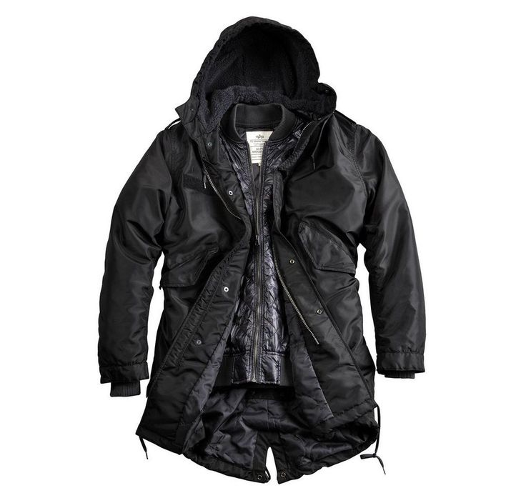 Alpha industries jacke herren s
