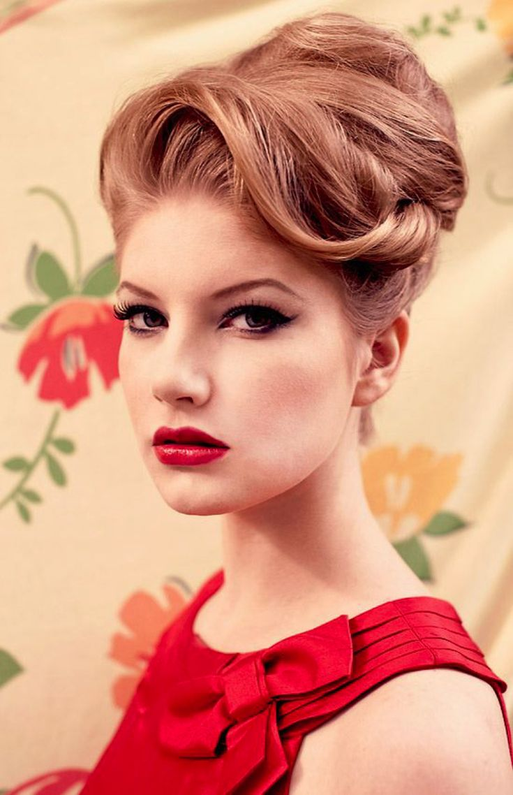 Best 25+ 1940s hair ideas on Pinterest