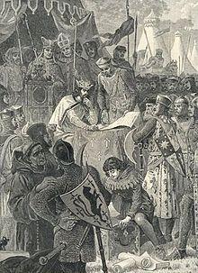 English feudal barony - Wikipedia, the free encyclopedia