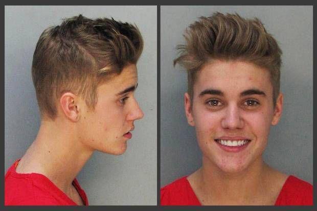 Ketika Justin Bieber Jadi Tahanan Polisi