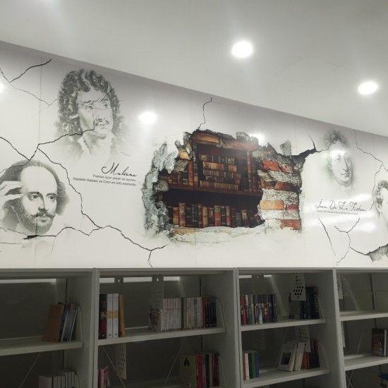 Kütüphane // Library #2