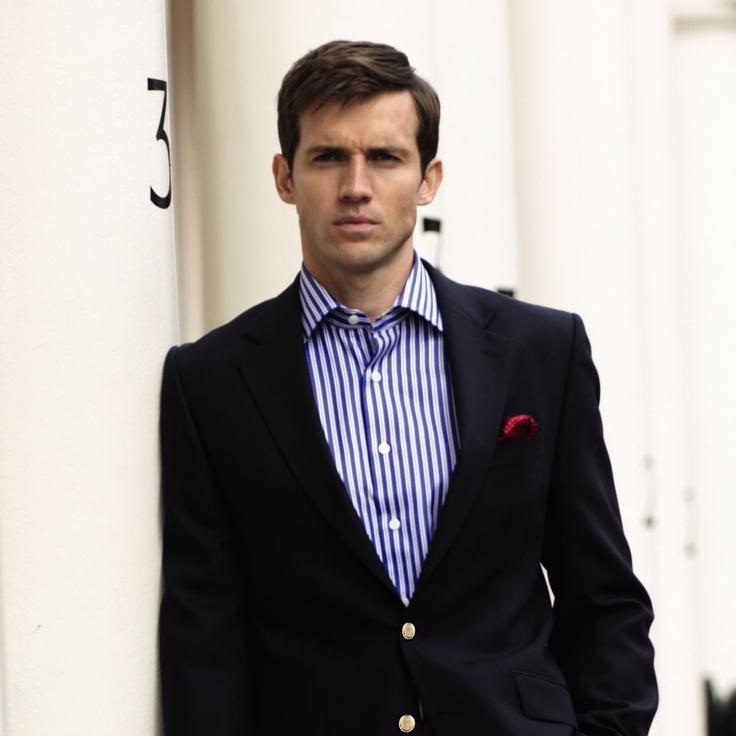 8 best the guys images on pinterest my style men 39 s for Mens dress shirts charles tyrwhitt