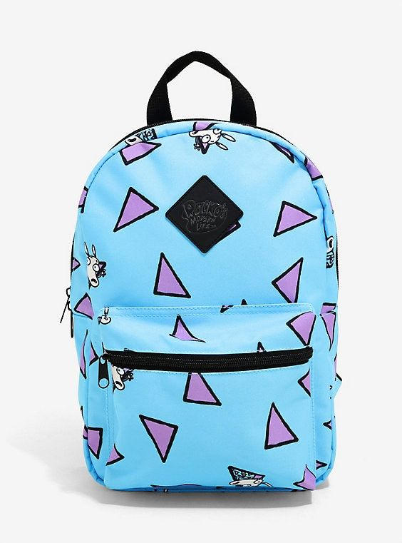 Rocko s Modern Life Mini Backpack  0946bb9e1cef