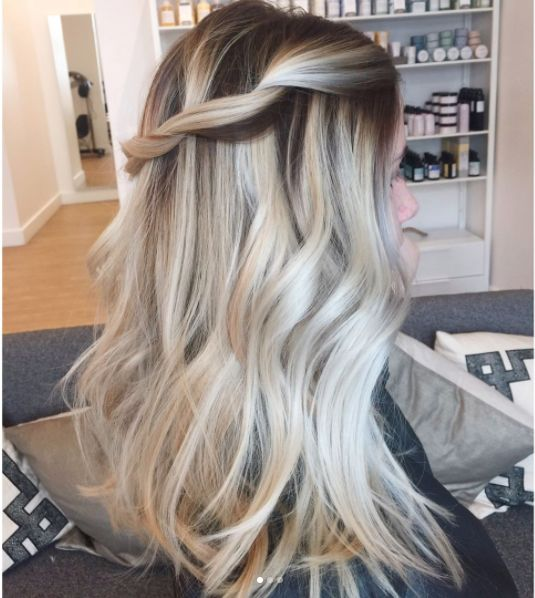 398 best images about the hair on pinterest stylists for Honey beauty salon