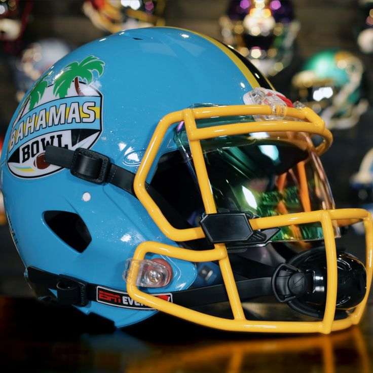 Pin on custom football helmets