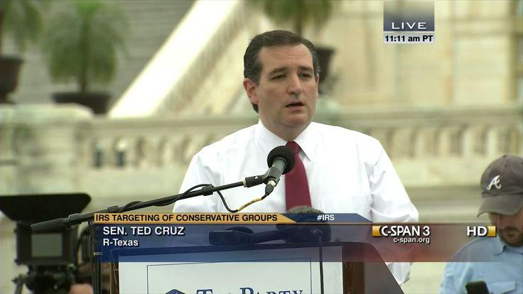 Sen. Ted Crus (R-TX)