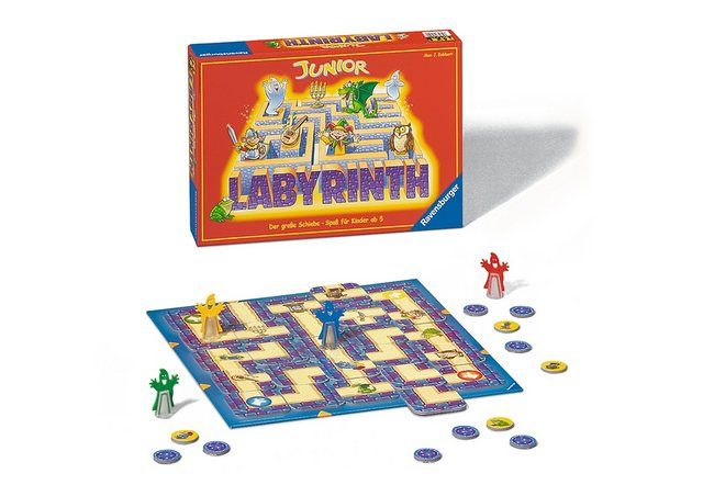 Brettspiel Labyrinth