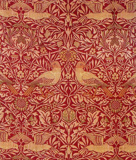 William Morris Full-Color Patterns and Designs ...  thetextileblog.blogspot.com